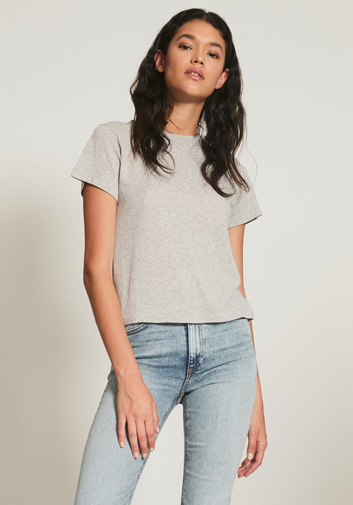 Classic Tee Heather Grey