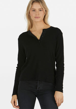 HENLEY THERMAL LONG SLEEVE