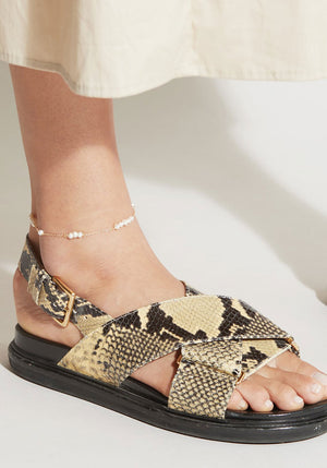 Hesketh Anklet Gold