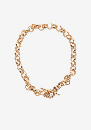 Maxima Necklace Gold