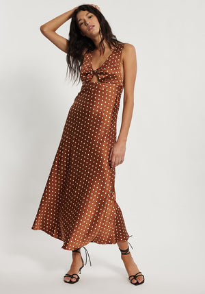 Rodeo Drive Midi Dress - Tuchuzy
