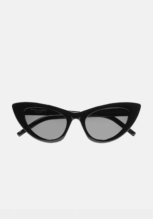 Lily Sunglasses Black - Saint Laurent - Tuchuzy