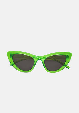 Lily Sunglasses Green