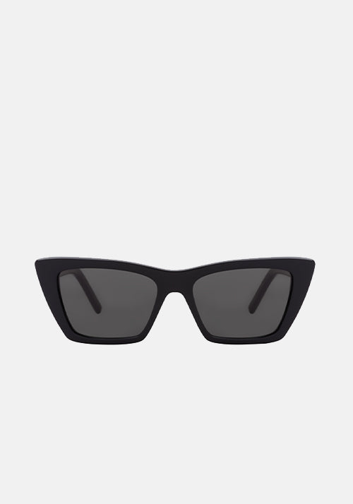 Micah Sunglasses Black - Saint Laurent - Tuchuzy