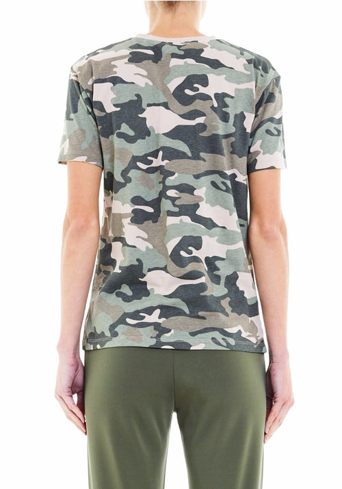 MOUNTAIN T-SHIRT CAMO