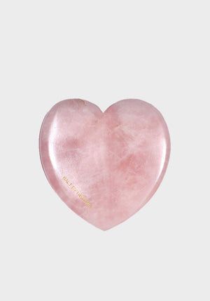 Love Gua Sha Rose Quartz