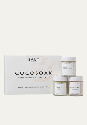 Cocosoak Mini Hydration Trio
