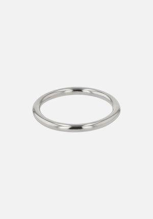 Bold Liberty Ring Silver