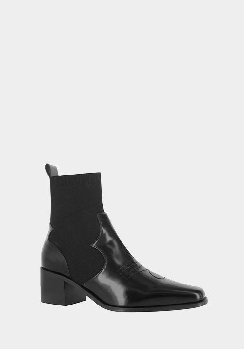 Ryder Boot Ebony