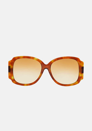 Paris Sunglasses Rust Tort