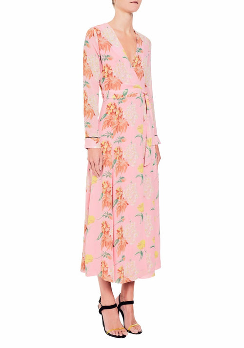 Marceau Georgette Maxi Dress