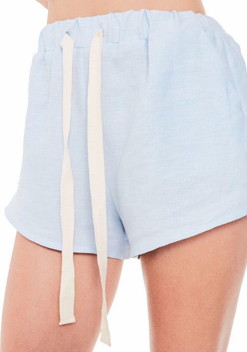 Linen Boxing Short