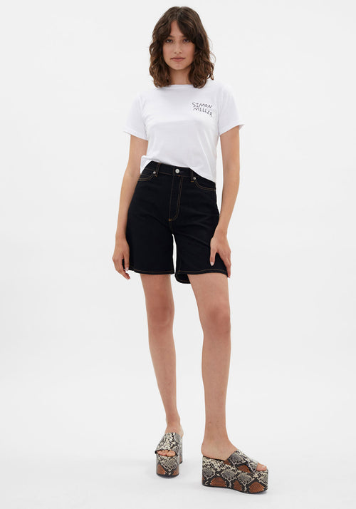 Lyra Denim Short Zuleta