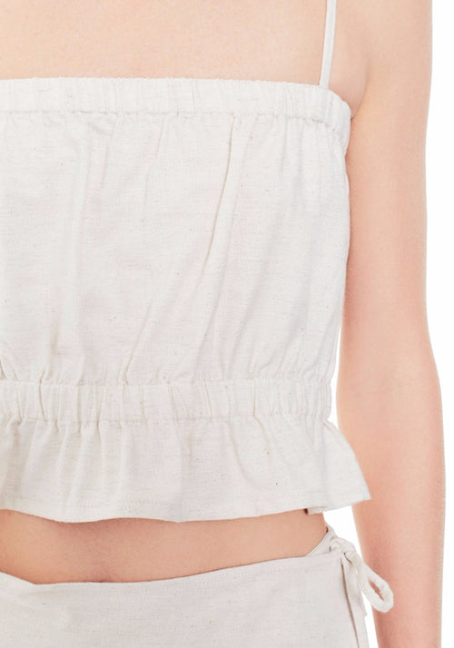 Tibby Cropped Cami