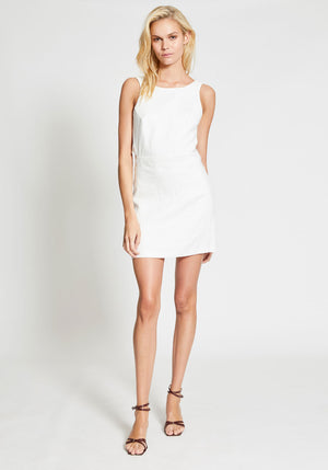 Alena Mini Dress Ivory