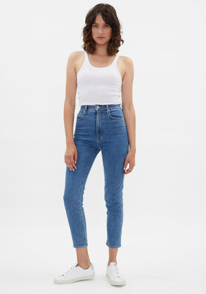 Australian Exclusive | Beatnik Ankle Jeans Forever Blue