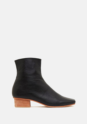 Clemente Boot Black