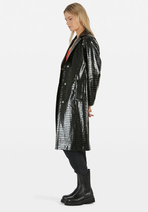 Emerson Coat Black