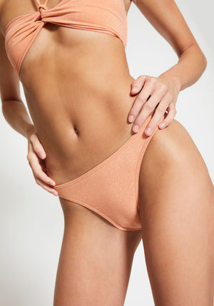 Farrah Slim Bottom Coral
