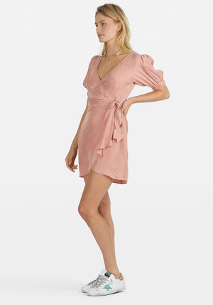 Ilya Wrap Dress