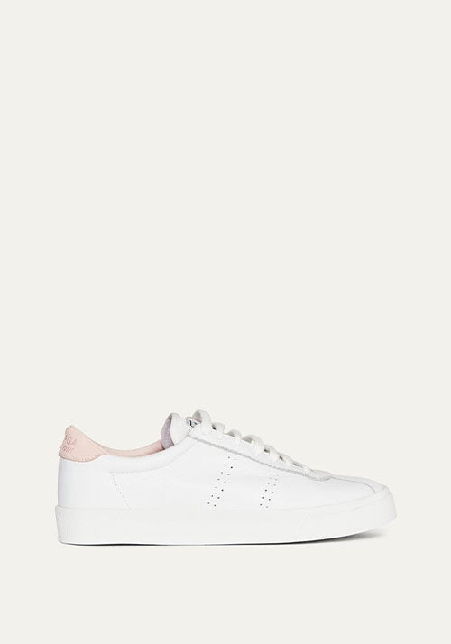 Clubs Comfleau Sneaker White/Pink