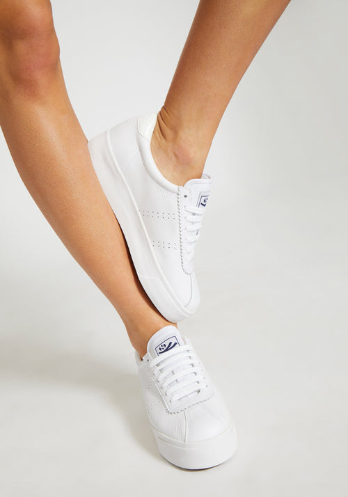 Club 3 2854 White Sneakers