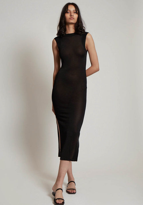Suvi Low Back Dress