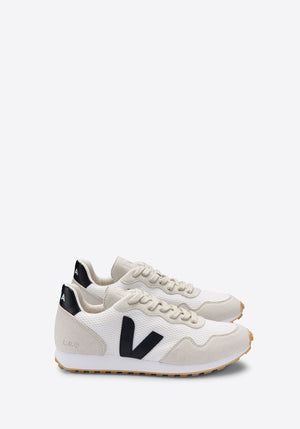 SDU Sneakers White/Black/Natural