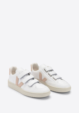 V-Lock Leather Extra White/Sable