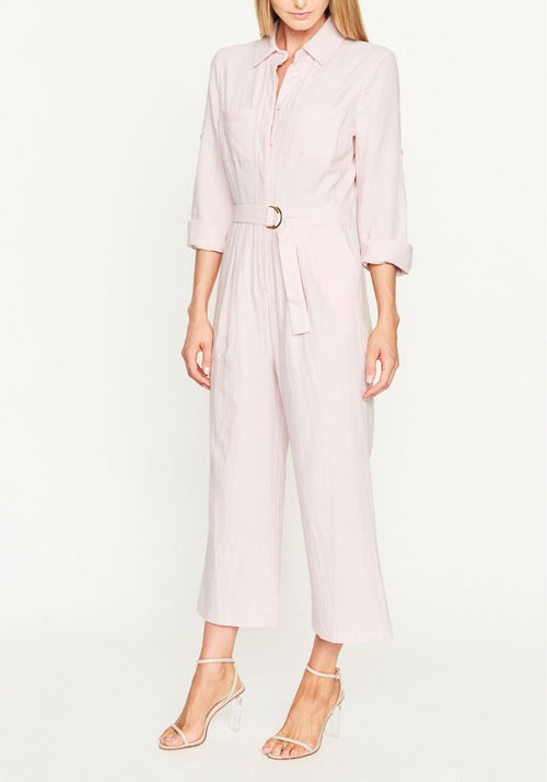 Just A Girl Midi Jumpsuit