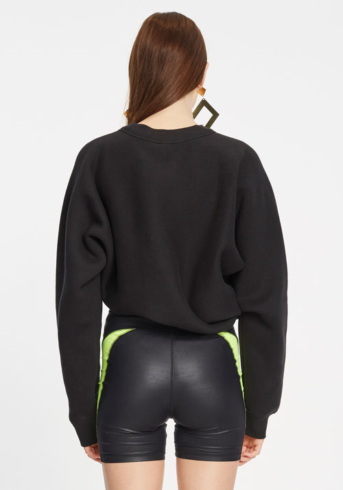 Wang Logo Jumper