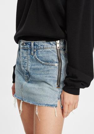 Wang Zip Skirt