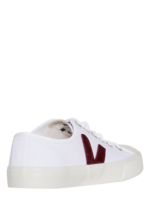 WATA CANVAS WHITE MARSALA