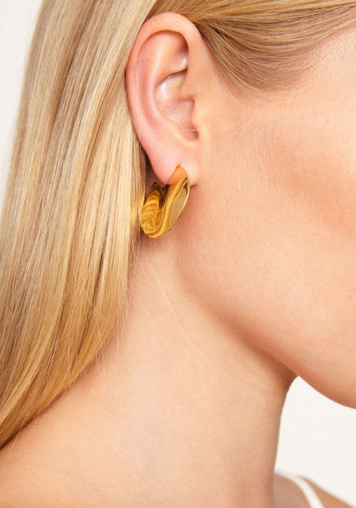 Wavee Earrings