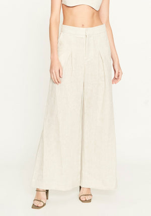 Workwear Linen Pant