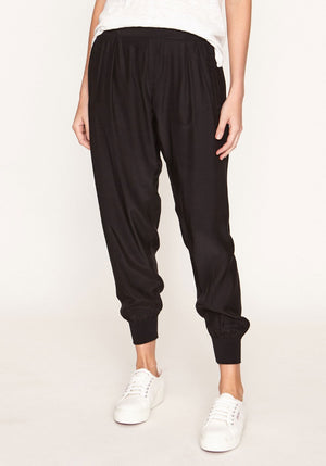 Woven Pull-On Pants