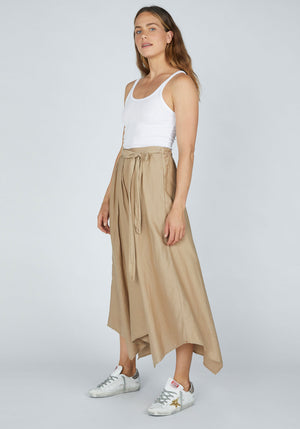 Isobel Skirt Suede