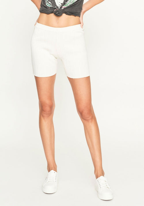 Zoe Crepe Knit Short
