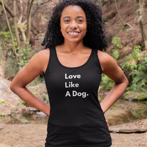 Love like a dog - collection created in support of the Black Lives Matter Movement