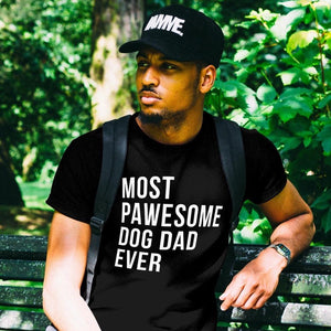 Dog dad shirt
