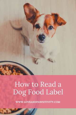 How to Understand a Dog Food Label