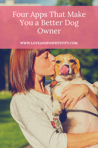 Four Apps That Make You a Better Dog Parent