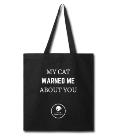 Cat Lover Bag