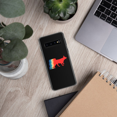 Retro Dog | Samsung Galaxy Case