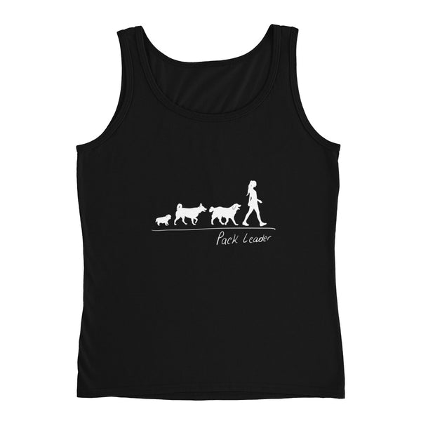 Pack Leader | Lightweight Semi-fitted Tank Top | Women