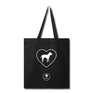 I Heart Pitbulls! | Tote Bag - Love & Pawsitivity