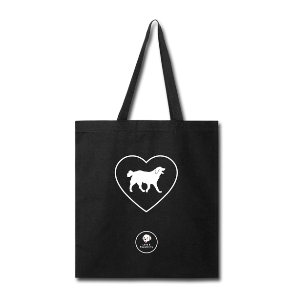 I Heart Labradors! | Tote Bag - Love & Pawsitivity