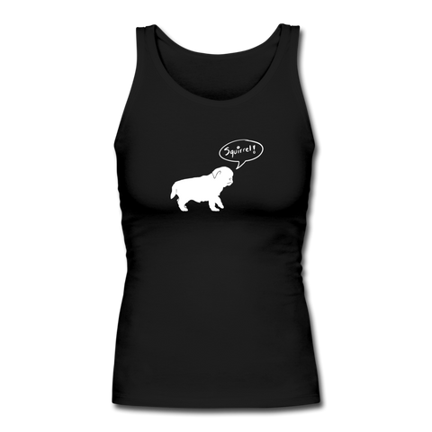 Squirrel! - Pug | Comfort Tank Top | Women - Love & Pawsitivity