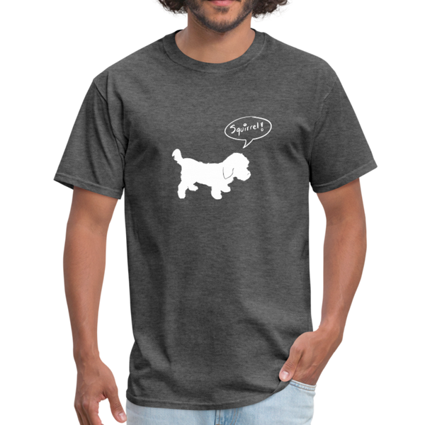 Squirrel! - Maltipoo | Comfort Tee | Men - Love & Pawsitivity