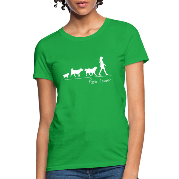 Pack Leader | Comfort Tee | Women - Love & Pawsitivity